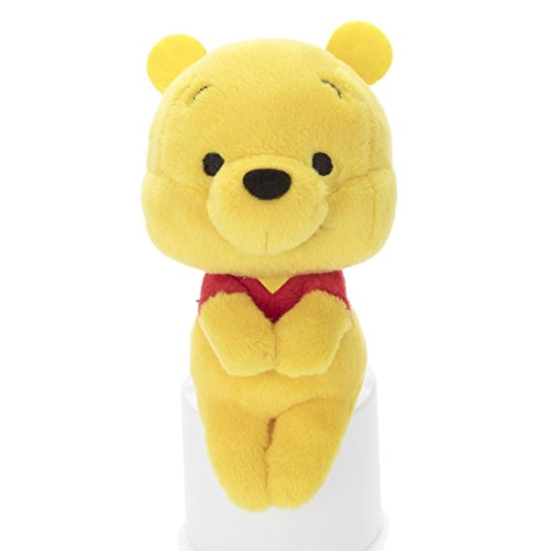 ディズニーキャラクター ちょっこりさん くまのプーさん ぬいぐるみ 高さ約11cm