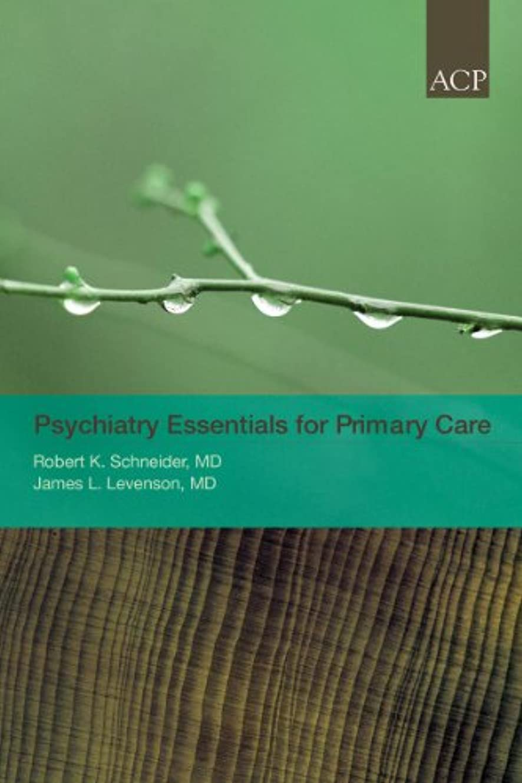 歯擬人化僕のPsychiatry Essentials for Primary Care (English Edition)