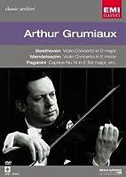 Arthur Grumiaux Plays [DVD]