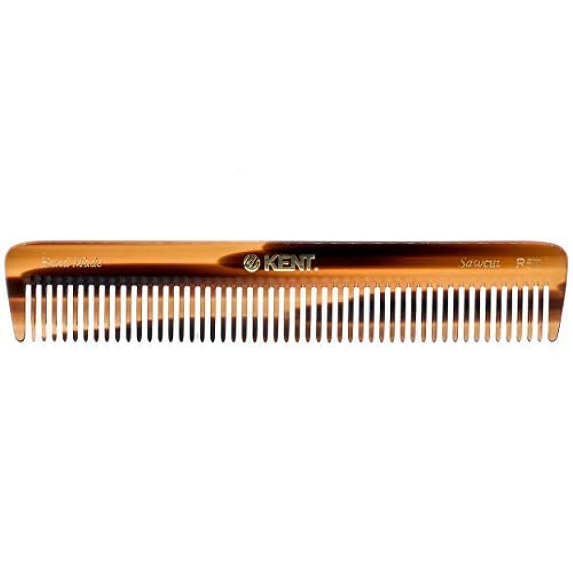 流す変動する悔い改めKent The Hand Made Comb Coarse/Fine for Men 6.5 Inch, 1 Ounce [並行輸入品]