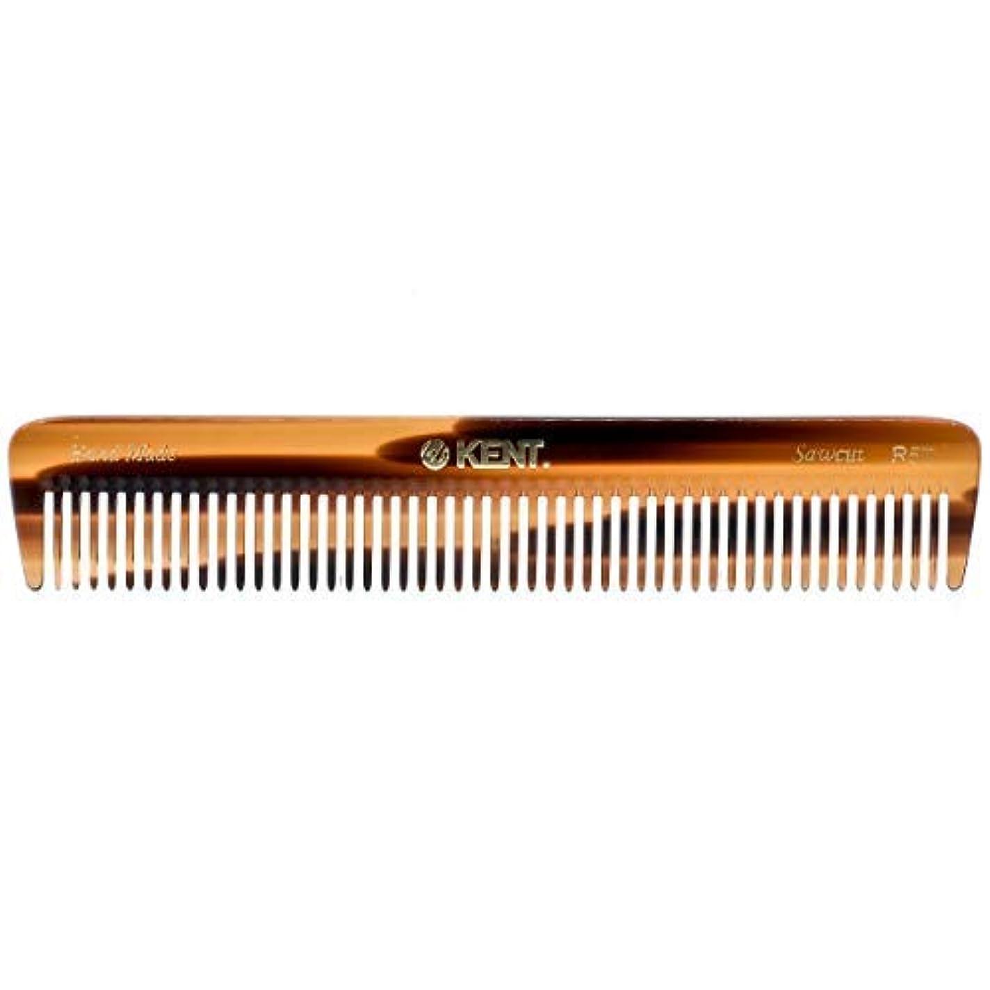 戻す倫理狂人Kent The Hand Made Comb Coarse/Fine for Men 6.5 Inch, 1 Ounce [並行輸入品]