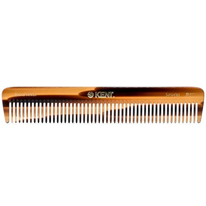 じゃない秘書嫌なKent The Hand Made Comb Coarse/Fine for Men 6.5 Inch, 1 Ounce [並行輸入品]