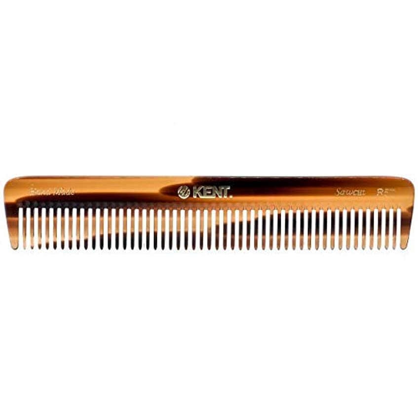 マティス一次メロディーKent The Hand Made Comb Coarse/Fine for Men 6.5 Inch, 1 Ounce [並行輸入品]