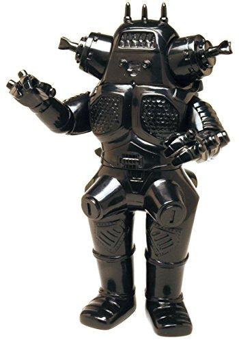 世紀のウルトラ怪獣 漆黒オブジェコレクション キングジョー450 約290mm ソフトビニール製 無彩色完成品フィギュア