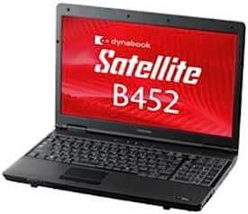 東芝 dynabook Satellite B452/G PB452GNBPR5A71 (Windows 7 (Windows 8 Pro ダウングレード))