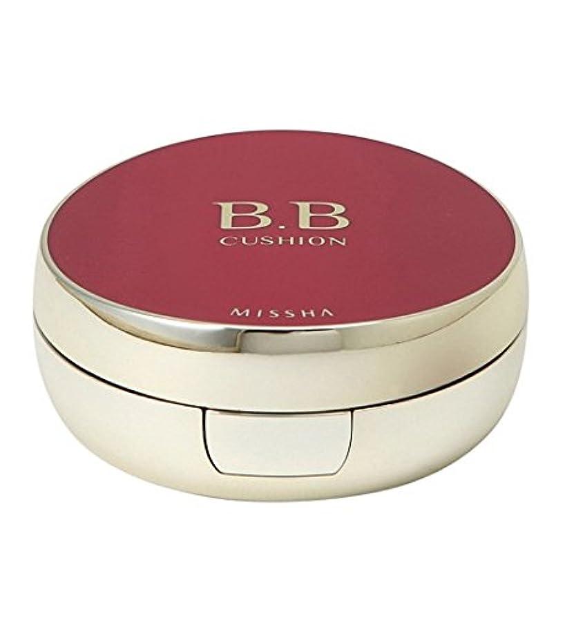 真珠のようなふけるナチュラMISSHA(ミシャ) BB CUSHION BB クッション SPF50+/PA+++ (21号) [並行輸入品] …