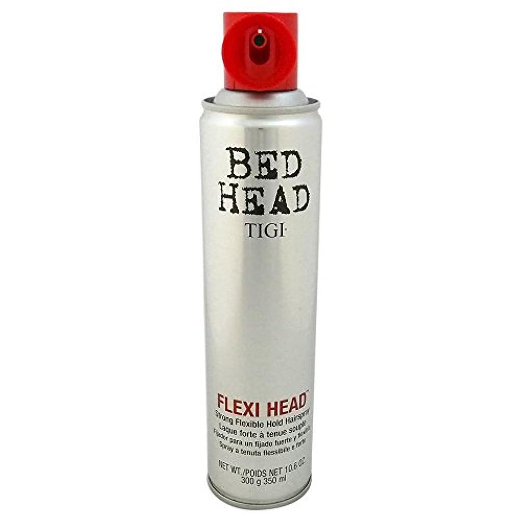 ボーダー境界手足by Tigi FLEXI HEAD HAIR SPRAY 10.6 OZ by BED HEAD