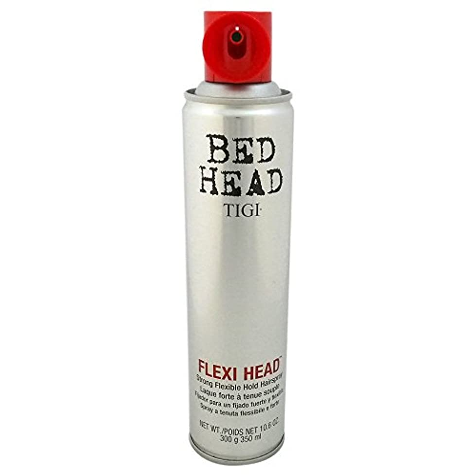 アプライアンスソーストレイルby Tigi FLEXI HEAD HAIR SPRAY 10.6 OZ by BED HEAD