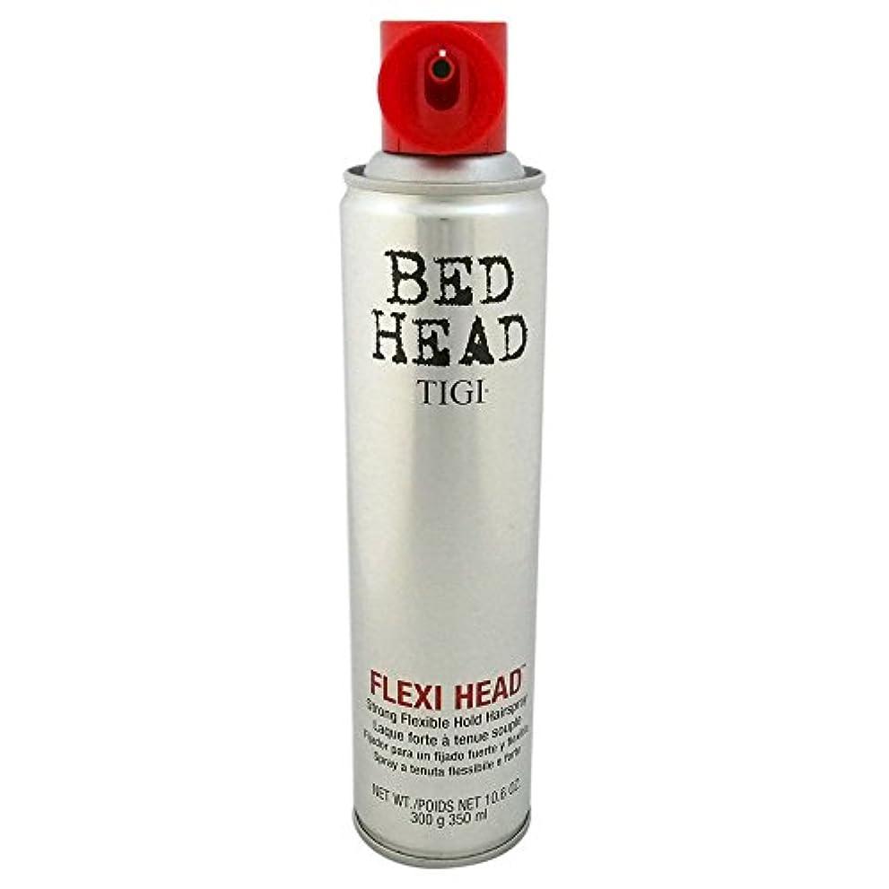 裏切り者ブルーム流行by Tigi FLEXI HEAD HAIR SPRAY 10.6 OZ by BED HEAD
