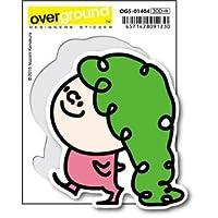 OGS-1404 Nozomi Kamakura 緑つぶっち long アーティストグッズ イラストレーターステッカー