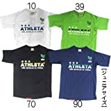 ATHLETA(アスレタ) フットサル ウェア トップス プラクティスTシャツ ジュニア 03277J 90 NAVY 【2016SS】 90 NAVY 140cm