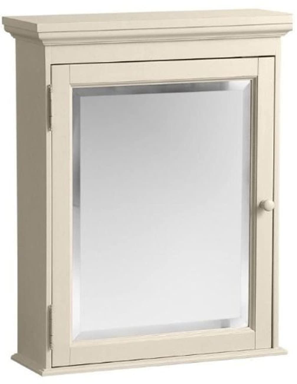 Foremost CTAC2429 Cottage 23-5/8 In. W X 29 In. H Surface-mount Medicine Cabinet In Antique White by Foremost