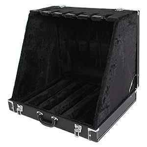 KC ギタースタンド 6本立て スタンドケース GSC150/6 (エレキギター、ベース、アコギ、クラシック用)