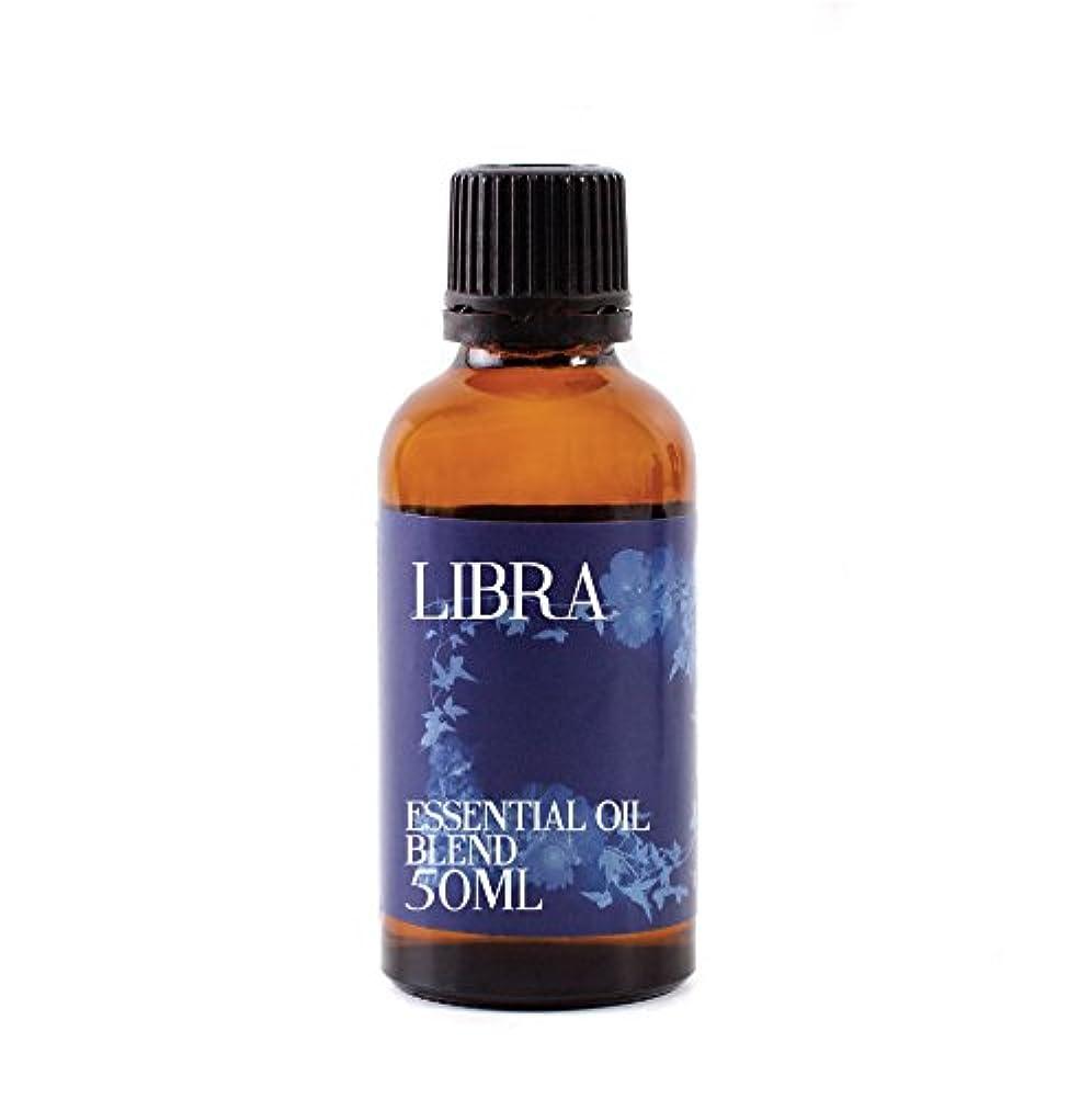 増幅する見つけた作業Mystic Moments | Libra - Zodiac Sign Astrology Essential Oil Blend - 50ml