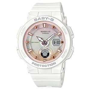 [カシオ]CASIO 腕時計 BABY-G ベビージー BEACH TRAVELER BGA-250-7A2JF レディース