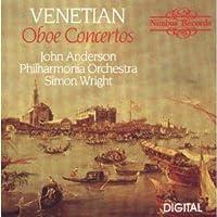 Venetiain Oboe Concertos