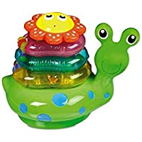 Munchkin Snail Stacker Bath Toy - 2 Sets by Munchkin
