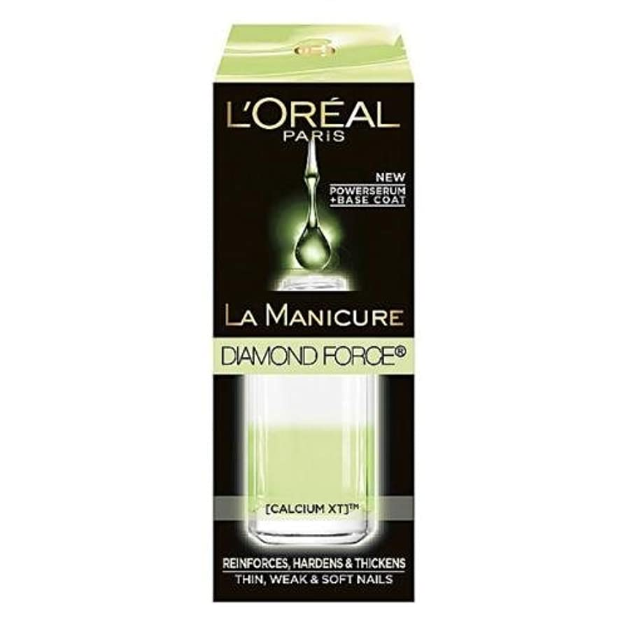 干渉生じるクラックポットLOREAL La Maniküre Power Serum für Nagellack Diamond Force 5 ml