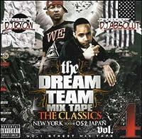the DREAM TEAM MIX TAPE vol.4