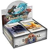 Argent Saga TCG Betrayal Sealed Booster Box (24 Packs)