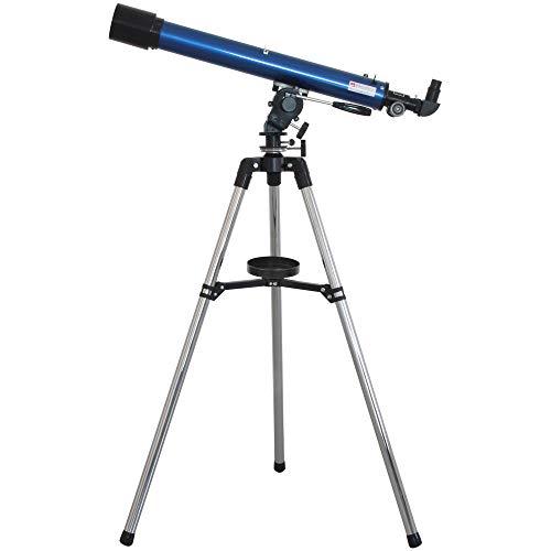 池田レンズ工業 天体望遠鏡 リゲル60 スマホ撮影セット 屈折式 口径60mm 焦点距離700mm
