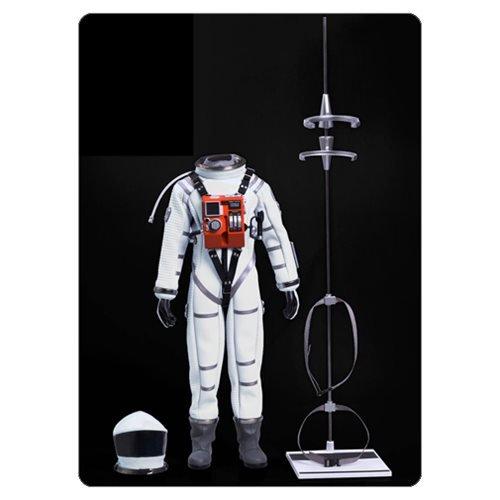 2001: A Space Odysseyホワイトスペーススーツ1: 6スケールアクションフィギュアアクセサリー