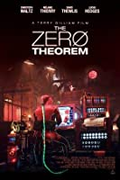 THE ZERO THEOREM –クリストフ・ワルツ-米国輸入映画ウォールポスター印刷– 30CM X 43CM