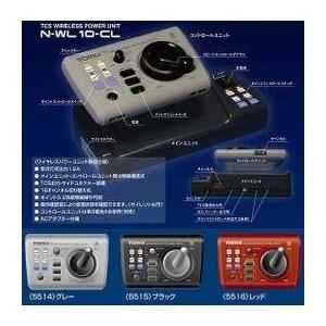 TOMIX(トミックス) TCS ワイヤレス・パワーユニット 5514 N-WL10-CL(グレー)