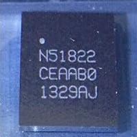10PCS低消費電力BluetoothワイヤレスチップNRF51822 NRF51822-QFAA新しいオリジナルYF1112