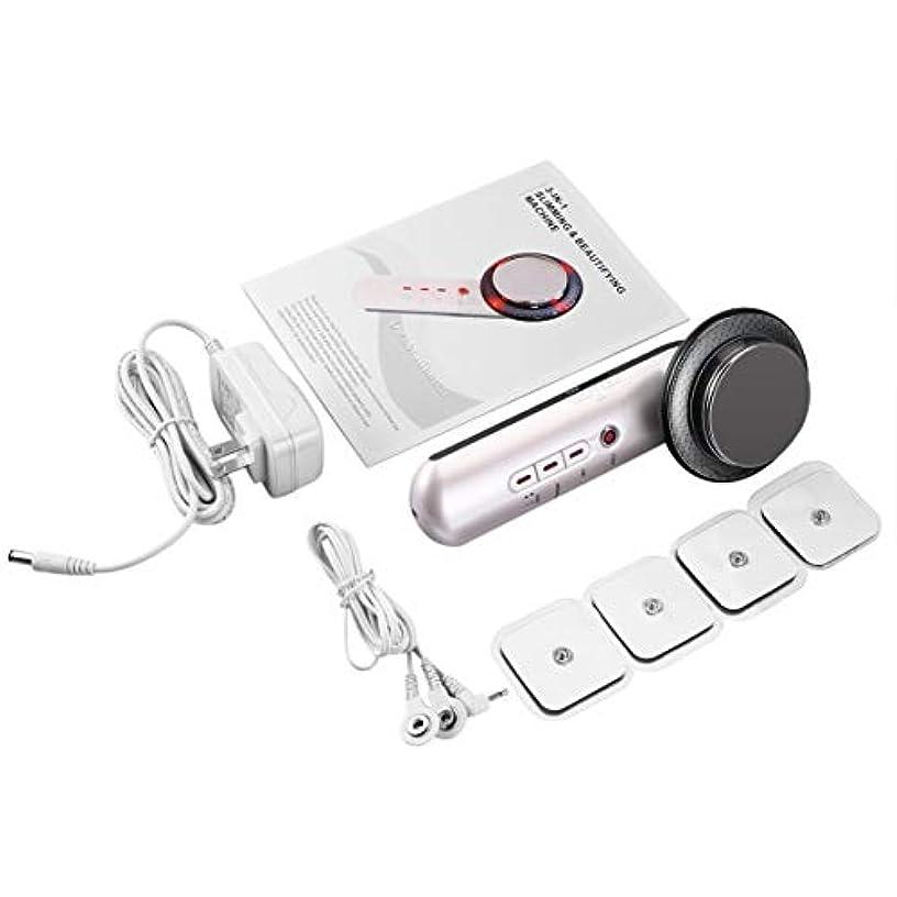 同封する統治可能同盟狂信者の超音波ボディ細くのマッサージャーの反セルライトの赤外線療法のマッサージ用具