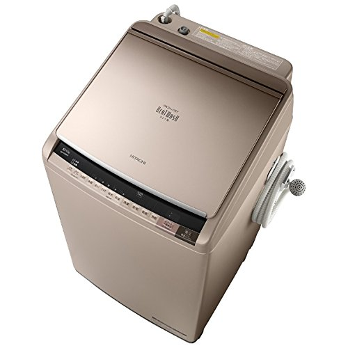 BW-D10WV-N 日立 洗濯乾燥機 ビートウォッシュ 洗濯10kg 乾燥5.5kg