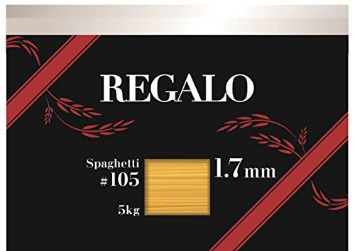 レガーロ スパゲッティーニ ♯105 5kg