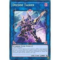 遊戯王 YS18-EN043 デコード・トーカー Decode Talker(英語版 1st Edition ノーマル) STARTER DECK: Codebreaker