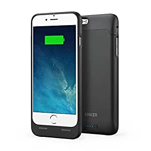 【Apple認証 (Made for iPhone取得)】 Anker ウルトラスリムバッテリーケース iPhone 6 / 6s用 4.7インチ用 容量 2850mAh 120% バッテリー容量を追加