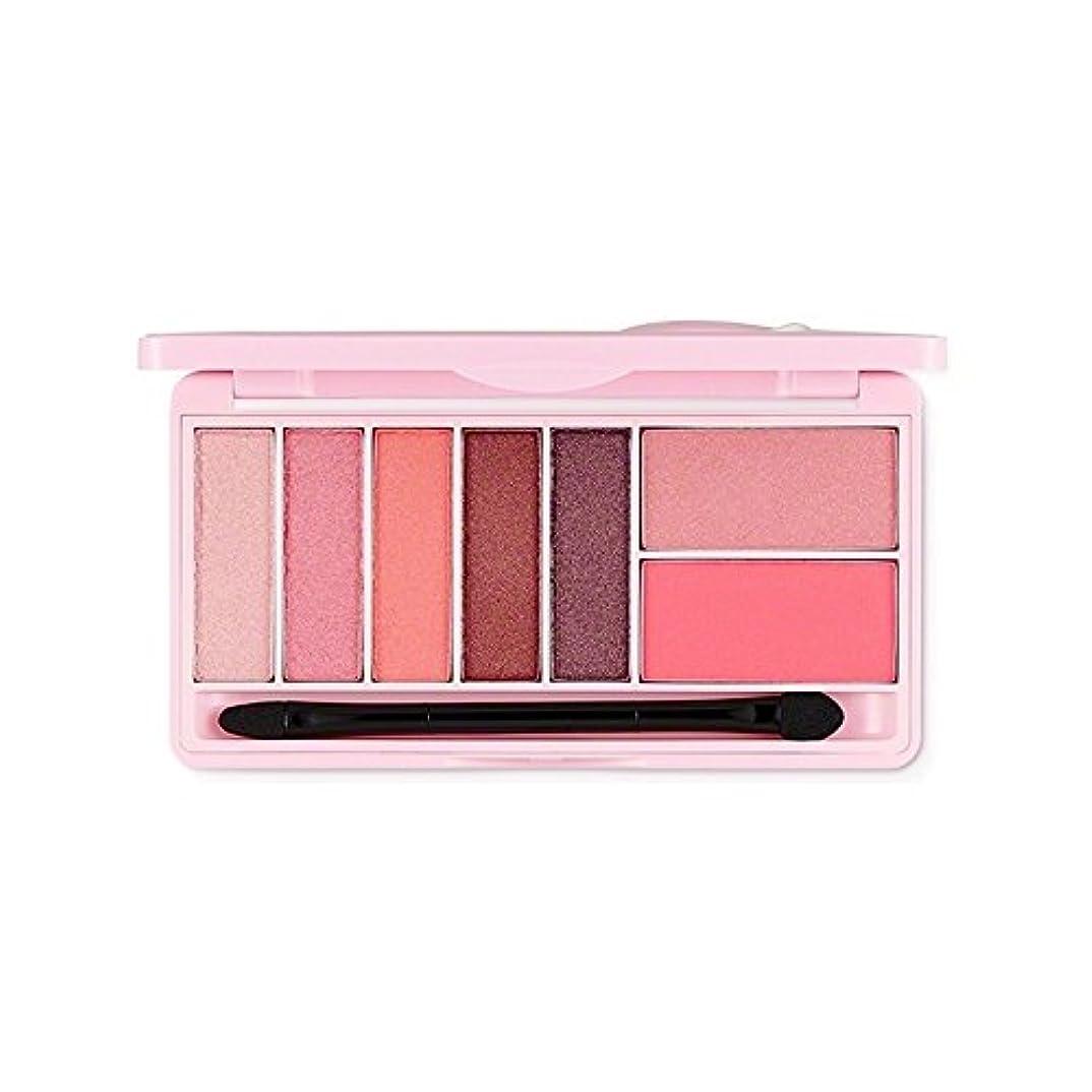 半円チップデジタルThe Face Shop スウィートアペックチャーモノポップアイズ Kakao FriendsThe Face Shop Sweet Apeach Mono Pop Eyes 9.5g/甘いアペサート (Pink Winking...
