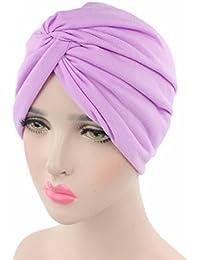COMVIP 無地 綿 ニットキャップ ワッチキャップ 医療帽子 女性用 小顔効果 春夏秋冬 フリーサイズ 全10色