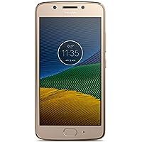モトローラ SIM フリー スマートフォン  Moto G5 16GB ファインゴールド 国内正規代理店品 PA610104JP
