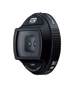 Panasonic 単焦点 3Dレンズ マイクロフォーサーズ用 ルミックス G 12.5mm/F12 H-FT012