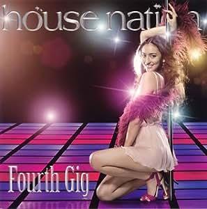 HOUSE NATION - Fourth Gig【通常盤】
