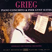 Grieg:Piano Concerto/Peer Gynt