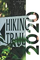 2020: Hiking gifts for Christmas Handy Planner Calendar Organizer Daily Weekly Monthly Student Diary for notes on gifts for casual hikers