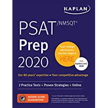 PSAT/NMSQT Prep 2020: 2 Practice Tests + Proven Strategies + Online