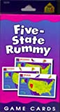Five State Rummy Game Cards