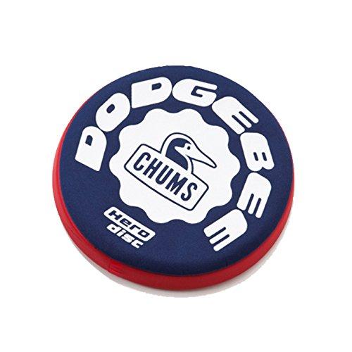 (チャムス)chums フライングディスク Dodgebee 235 ドッヂビー235 日本正規品 CH62-1025 F Navy ch62-1025-Navy-F