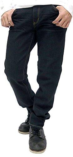 (エドウィン) EDWIN ジーンズ メンズ デニム パンツ ストレッチ レギュラー ストレート ジーパン ズボン 3color 32インチ 48インディゴ
