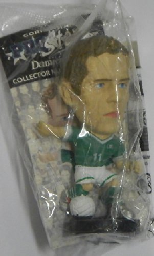 コリンシアン サッカーフィギュア (CORINTHIAN)PRO STARS(プロスターズ)2005 アイルランド代表 ダミアン・ダフ