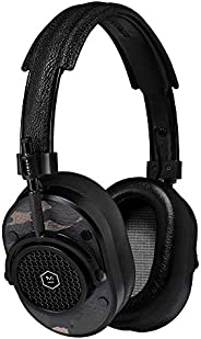 Master & Dynamic MH40 Greene St Edition Over-Ear Headphones, Wired Headphones with Genuine Lambskin Ear Pa