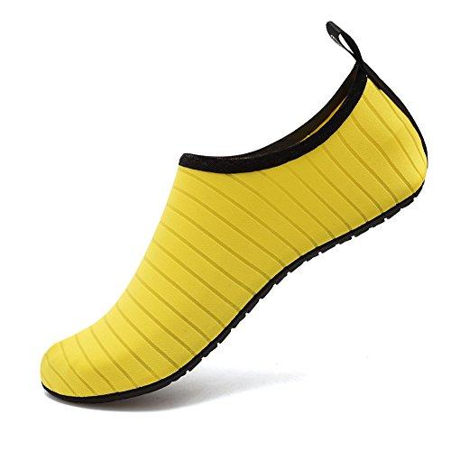 [해외]Viyear 남녀 공통 스포츠 워터 슈즈 다이빙 맨발 양말 수영장 스포츠 레저/Viyear Unisex Sports Water Shoes Diving Barefoot Socks Swimming Pool Sports Leisure