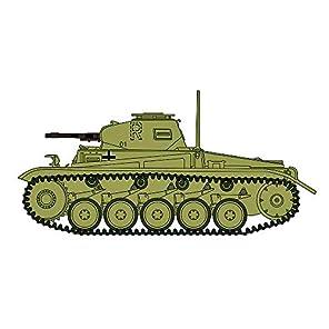 HOBBY MASTER 1/72 ドイツ軍II号戦車F型 チュニジア 1943 完成品