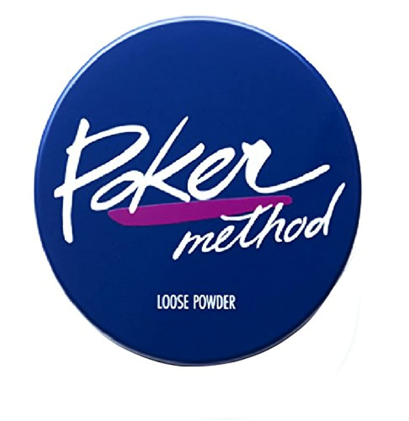 アレイタップ広範囲にPoker Method(ポーカーメソッド) オイルインルース ファンデーション 18G